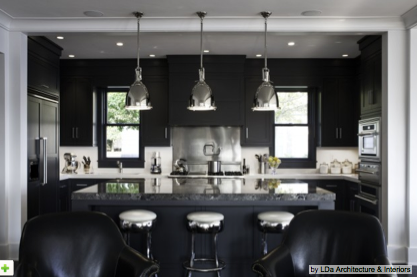 black color palettes rock your room charmean neithart interiors & Rock your room with a black color palette   Charmean Neithart ...