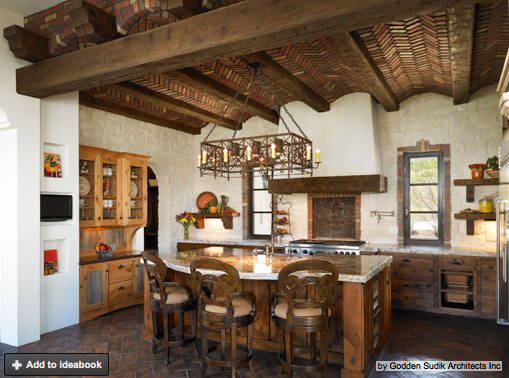 Spanish-Style Kitchens with Old-World Flavor, Charmean Neithart