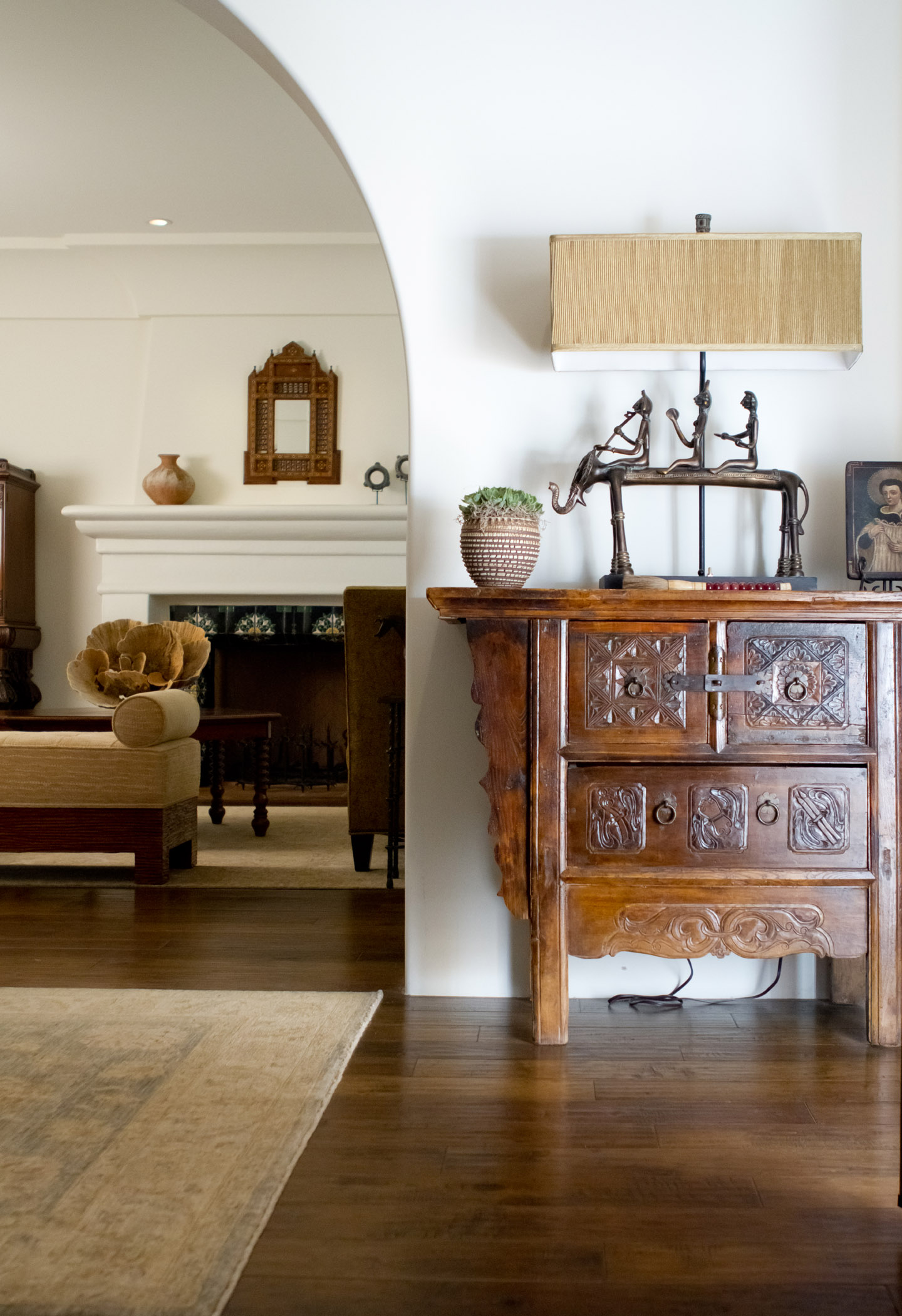 Spanish Colonial In Pasadena Charmean Neithart Interiors