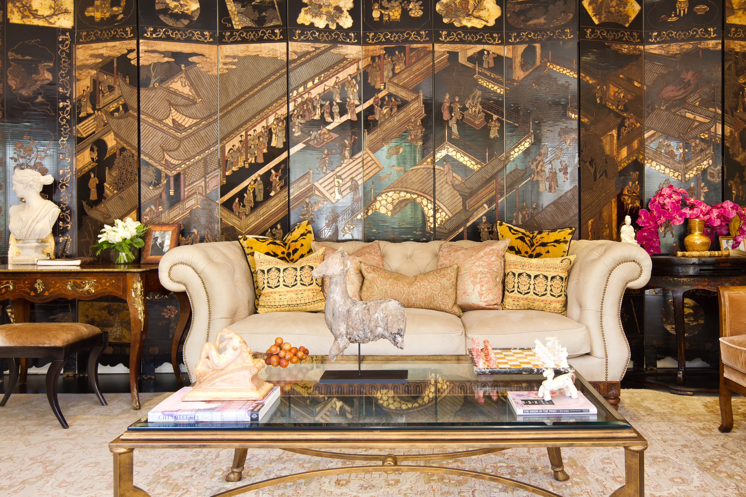 French Colonial In Pasadena Charmean Neithart Interiors